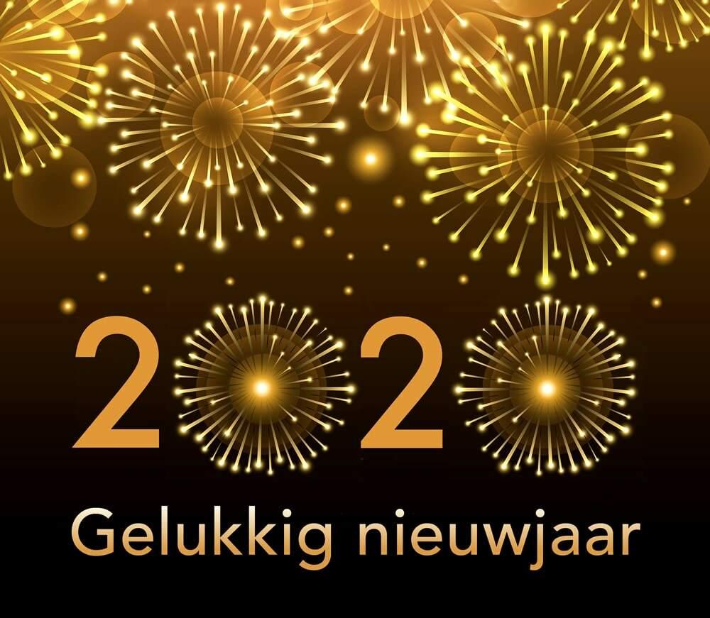 Q-Webbeheer gelukkig nieuwjaar 2020